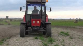 getlinkyoutube.com-Uprawianie 2013 | Ursus C-360 4x4 vs Agregat Uprawowy 2,60m |Ursus Power |HD|THERolnicy