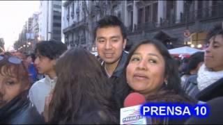 getlinkyoutube.com-PERUANOS EN ARGENTINA 28 DE JULIO 2012 - FIESTAS PATRIAS-PARTE 2