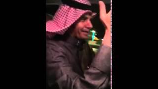 حسين ال لبيد في تثليث قحطان