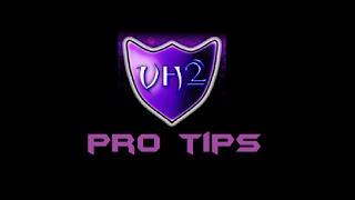 [ROBLOX] Vampire Hunters 2 Pro Tips (BETA)