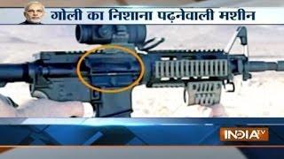 getlinkyoutube.com-Narendra Modi Govt Plans to Give Military New Weapons