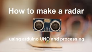 getlinkyoutube.com-How to make a radar using arduino UNO and processing