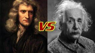 getlinkyoutube.com-ألبيرت أينشتاين vs إسحاق نيوتن ~أهم الإنجازات