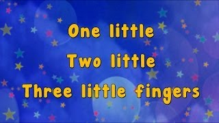 getlinkyoutube.com-Karaoke - Karaoke - Ten Little Fingers