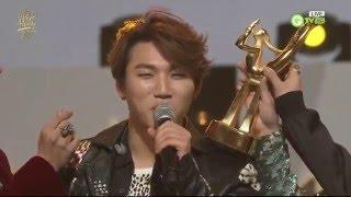 getlinkyoutube.com-160120 BIGBANG at Golden Disk Awards - Opening + All Awards + Ending