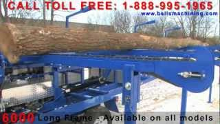 getlinkyoutube.com-6000 SERIES Firewood Processor - Long Frame