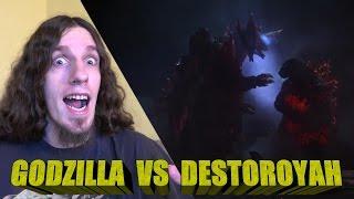 getlinkyoutube.com-Godzilla vs DESTOROYAH Review