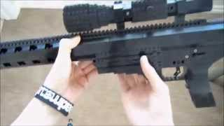 getlinkyoutube.com-Battlefield 3: LEGO M98B