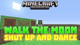 getlinkyoutube.com-SHUT UP AND DANCE Minecraft Xbox One Noteblock Song