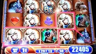 getlinkyoutube.com-Laredo Mega Big Win Line Hit WMS Slot Machine