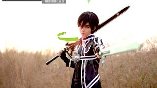 getlinkyoutube.com-Kirito [Sword Art Online] Cosplay Review