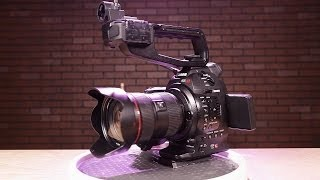 getlinkyoutube.com-Canon C100 vs 5D Mark III