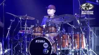 getlinkyoutube.com-TAMA 40th Anniversary Drum Festival - Felix Lehrmann, Part 1