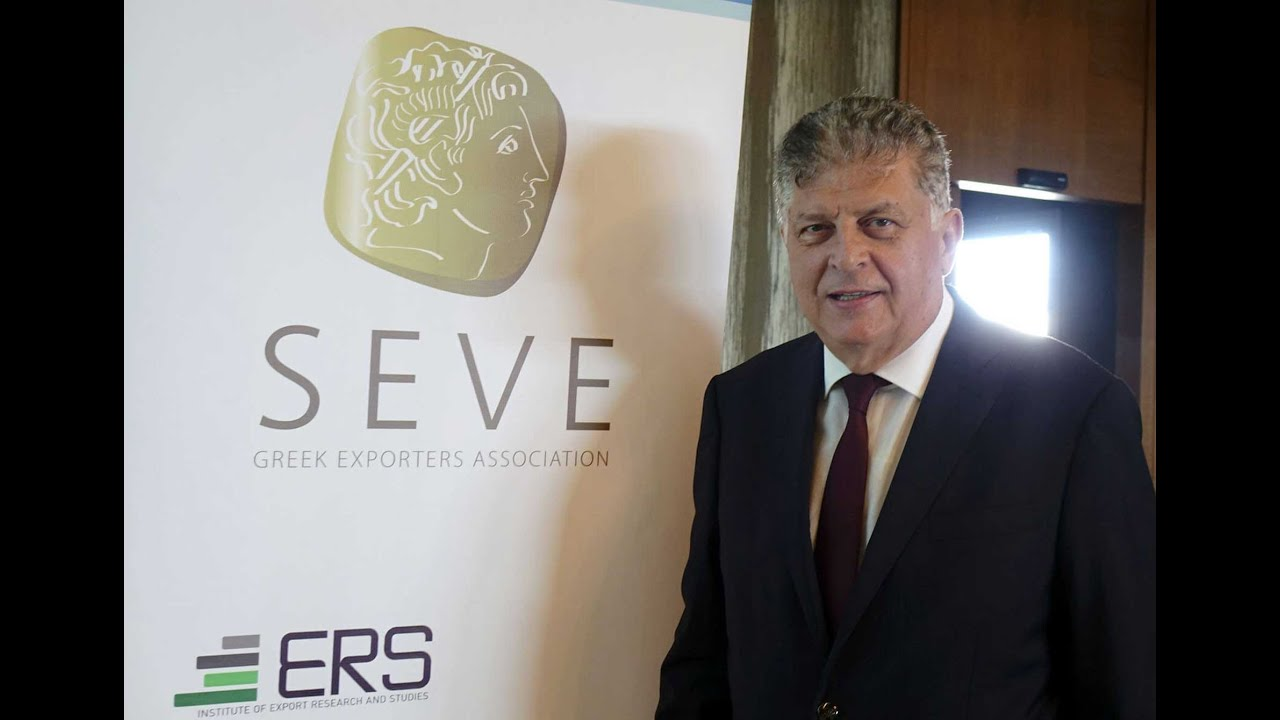 Ο Γιώργος Κωνσταντόπουλος μιλάει για τον ΣΕΒΕ και την επανεκλογή του ως πρόεδρος