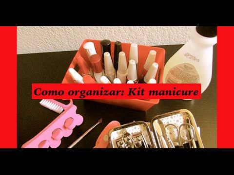 Minhas Coisas -  Kit de Manicure e Pedicure