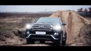 getlinkyoutube.com-Toyota Land Cruiser -200 . 2016