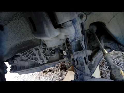 Расположение в Мазда Премаси передних тормозных дисков