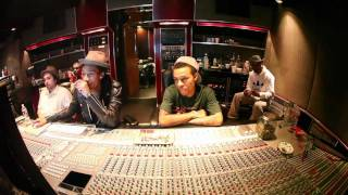 Bow Wow et Wiz Khalifa en Studio