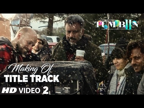 Making 2 of Tum Bin 2 Title Song | Ankit Tiwari | Neha Sharma, Aditya Seal, Aashim Gulati