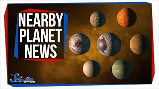 More New Earth-like Planets Nearby!