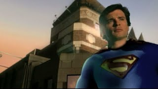 Smallville Finale Alternate Ending (MORE Tom in the Suit!)