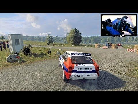 Lancia Delta   Dirt Rally 2.0