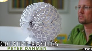 getlinkyoutube.com-THE MAGIC MOMENT - Peter Dahmen The Amazing Paper Artist!