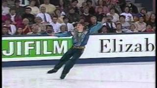 getlinkyoutube.com-Ilia Kulik (RUS) - 1996 World Figure Skating Championships, Men's Long Program