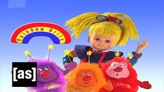getlinkyoutube.com-Girl Toys | Robot Chicken | Adult Swim