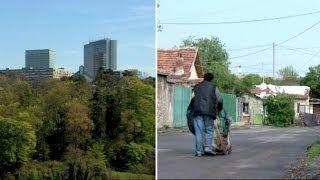 El país más rico y el más pobre de la Unión Europea