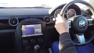 getlinkyoutube.com-【HD】【試乗動画】NCロードスター RS RHT 6MT mazda MX-5 testdrive