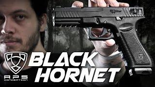How Hard Does It Sting? - APS Black Hornet - RedWolf Airsoft RWTV