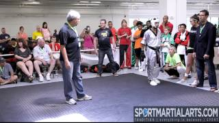 getlinkyoutube.com-Sean Arceo v Justin Ortiz   Lightweight Sparring Grands   New England Open 2013