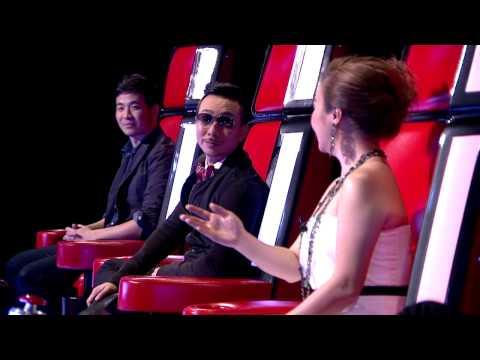 The Voice Thailand - เบ็น ปัณจภรณ์ - Fire - 22 Sep 2013
