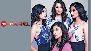 getlinkyoutube.com-M&S Channel ep 66 - Miss Nepal 2015 First Cover Shoot