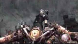 getlinkyoutube.com-Resident Evil 4 - ps2 - Chapter 6 FINAL BOSS!  (part 1)