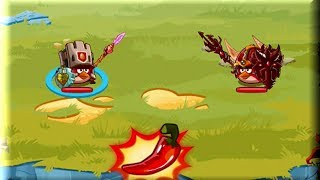 getlinkyoutube.com-Angry Birds Epic - Unlocked Old Nesting Barrows