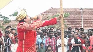 getlinkyoutube.com-Magician Muthukad - The Great India Rope Trick