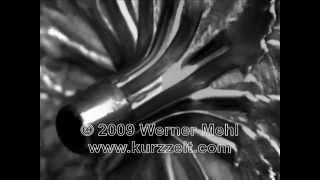 getlinkyoutube.com-1 million fps Slow Motion video of bullet impacts made by Werner Mehl from Kurzzeit