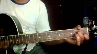 getlinkyoutube.com-Ei bristi veja raate by artcell guitar tutorial (strumming and chords)