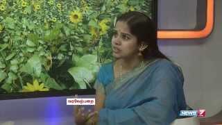 getlinkyoutube.com-Deepa Venkat, the face behind the voices of film heroines | Varaverpparai | News7 Tamil