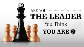 Are You a Leader? A Motivational Video