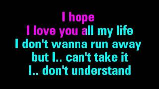 If You're Not The One Daniel Bedingfield Karaoke - You Sing The Hits