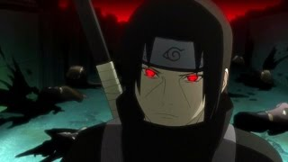 getlinkyoutube.com-The Uchiha Clan AMV - Dark Horse