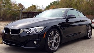 getlinkyoutube.com-2015 BMW 435i Coupe Sport Full Review, Start Up, Exhaust