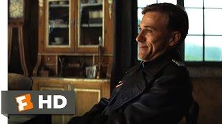getlinkyoutube.com-Inglourious Basterds (1/9) Movie CLIP - The Jew Hunter (2009) HD