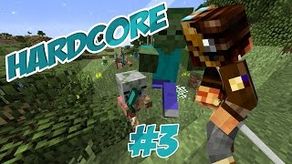 getlinkyoutube.com-Hardcore #3 PRÉPARATION NETHER !!