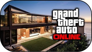 getlinkyoutube.com-GTA 5 Independence Day - Special New House Apartment Tour