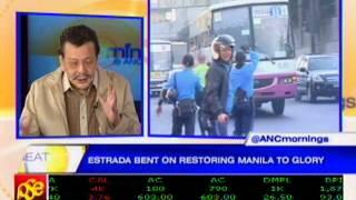 getlinkyoutube.com-Manila Mayor Joseph Estrada on Mornings at ANC