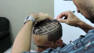 "getlinkyoutube.com-Corte de cabelo masculino """" Shelton barber"""""